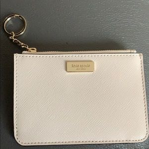 NWOT Kate Spade Keychain Wallet